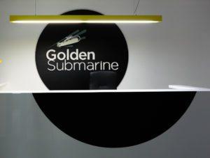 GoldenSubmarine Warszawa – zapraszamy na (nowy) pokład!
