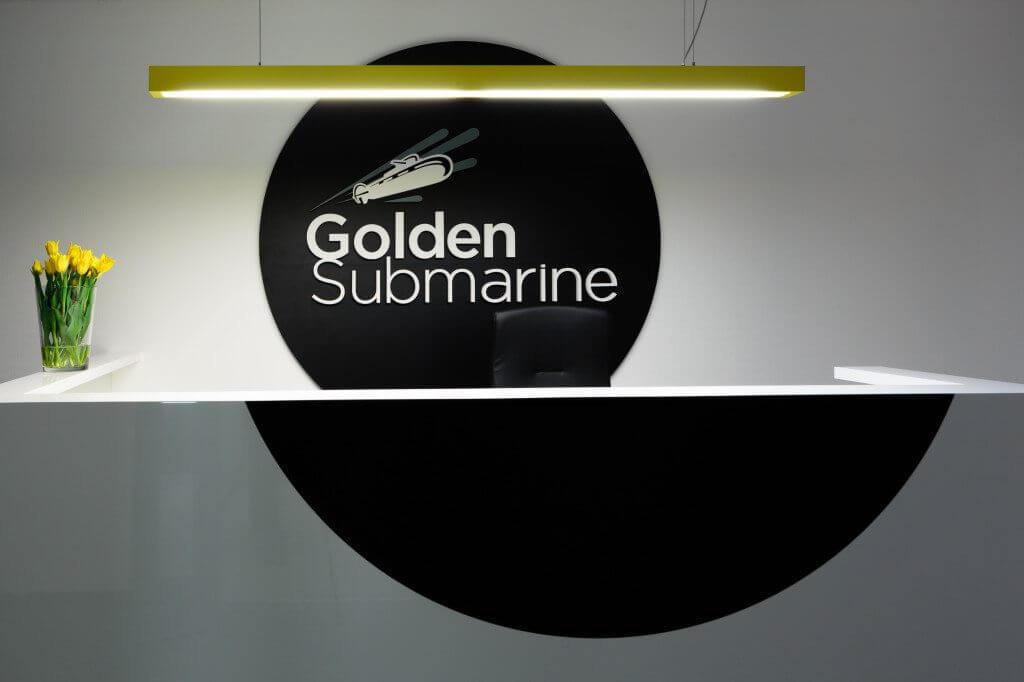 GoldenSubmarine Warszawa