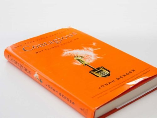 """""""Contagious: Why things catch on"""", Jonah Berger – recenzja"""