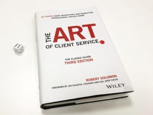 """The Art of Client Service"", Robert Salomon – recenzja"