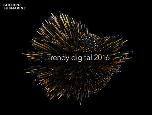 Trendy digital 2016