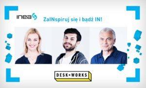 Magazyn ZaINspirowani – INEA Inspiruje