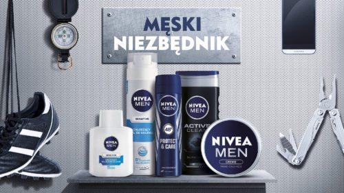 Kampania NIVEA MEN