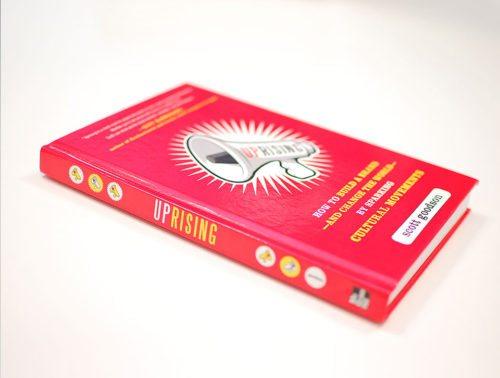 """Uprising: How to build a brand"", Scott Goodson – recenzja"