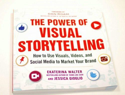 """The Power of Vizual Storytelling"" – recenzja"