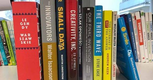 Książki dla marketingowca do przeczytania