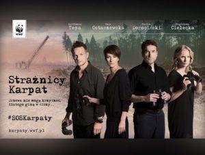 Akcja WWF Polska #SOSKarpaty