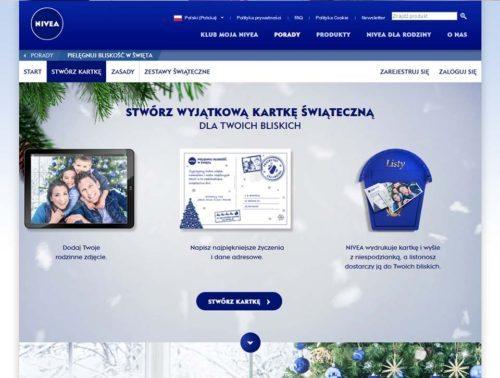 Kampania Pielęgnuj bliskość w Święta po raz drugi!