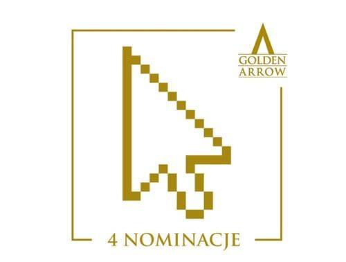 4 nominacje w Golden Arrow