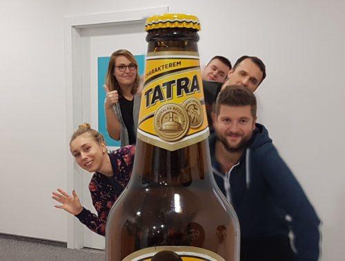 GoldenSubmarine z Tatrą!