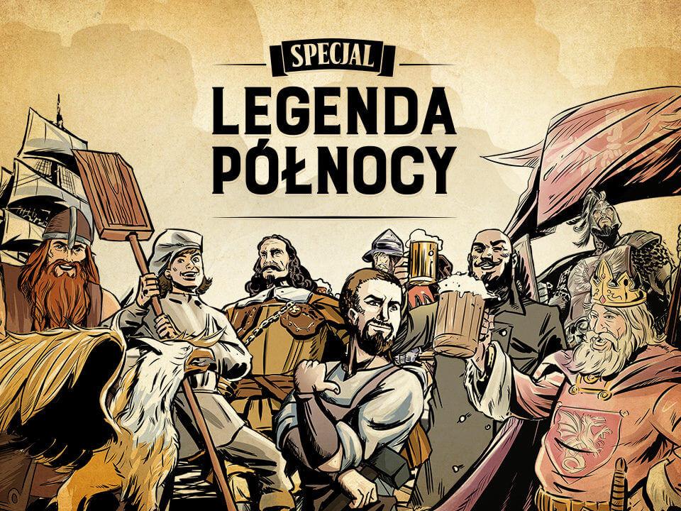 Specjal – zintegrowana kampania Legenda Północy
