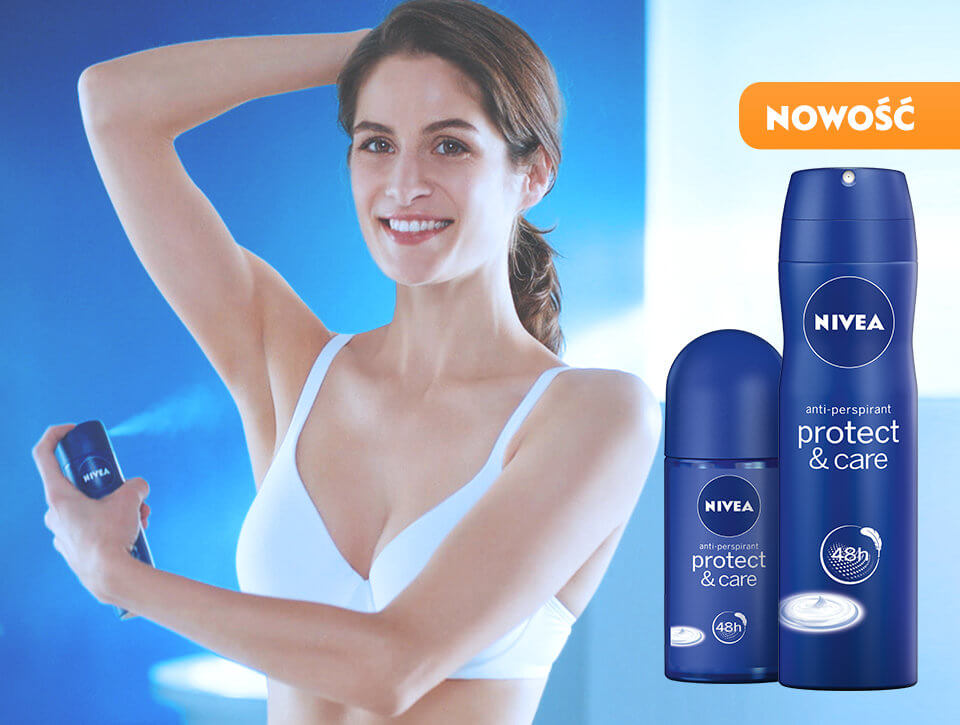 Case study kampanii NIVEA Protect & Care