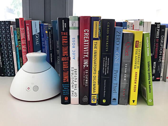 Książki zarządzanie firmą