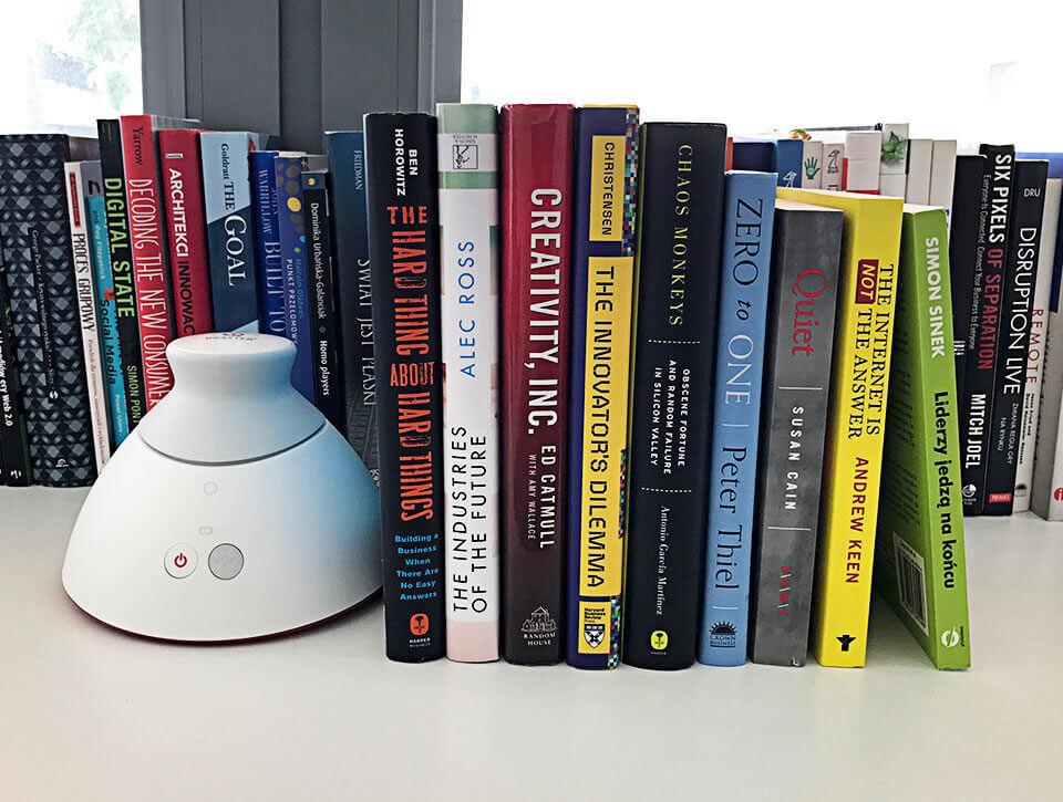 10 i pół książki pomocnych w zarządzaniu firmą