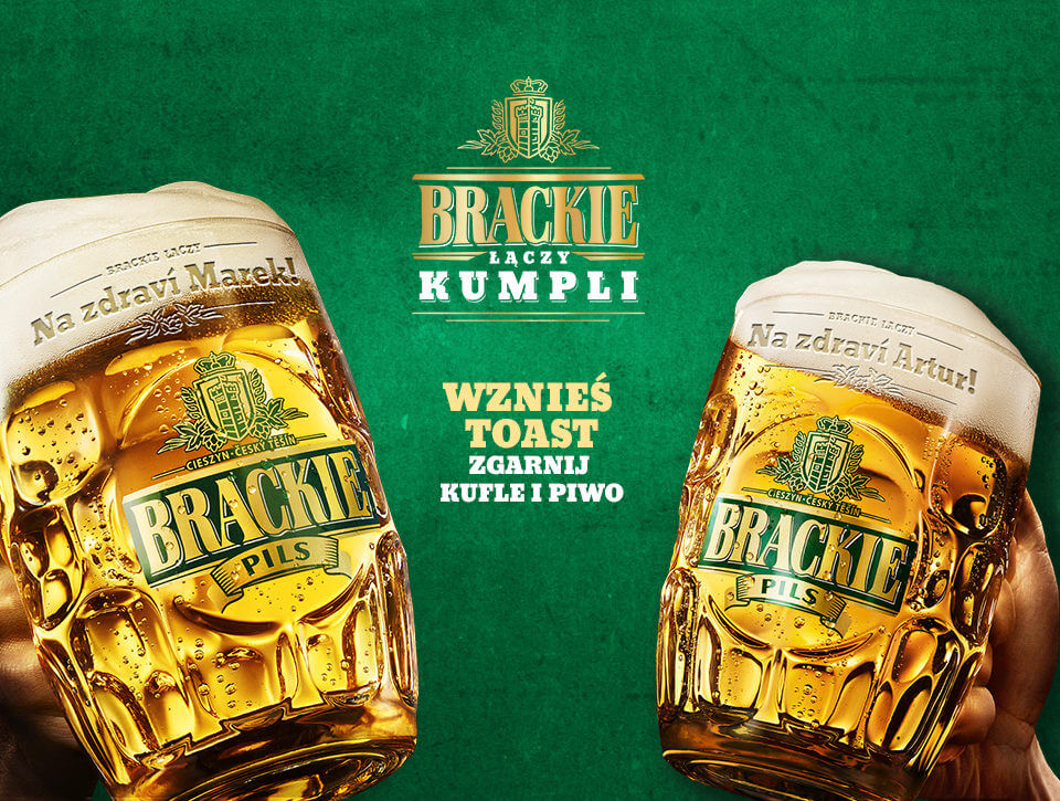 Konkurs Brackie Pils