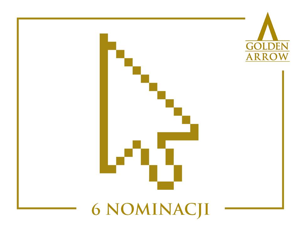 6 nominacji w Golden Arrow