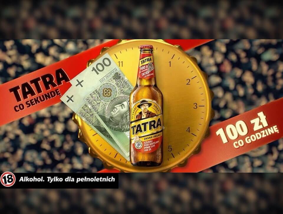 Największa w historii loteria Tatry