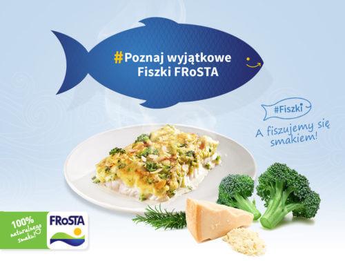 Kampania Fiszki FRoSTY