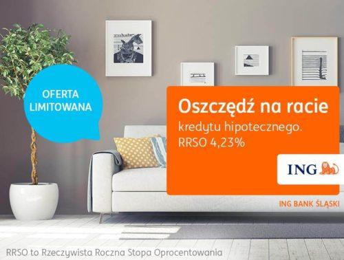 Powakacyjna oferta limitowana kredytów hipotecznych w ING