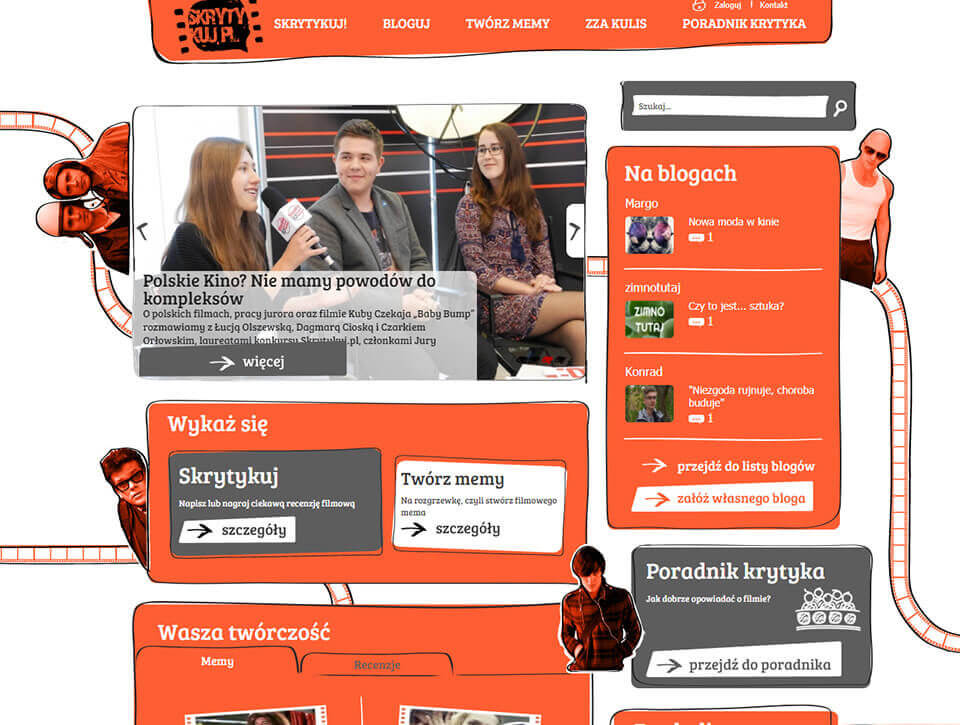 Skrytykuj – portal edukacyjny