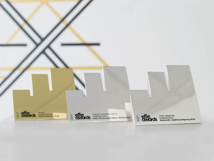 Effie goldensubmarine nagrody