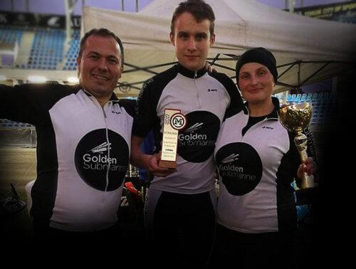 GoldenSubmarine Racing Team – sukces kołem się toczy