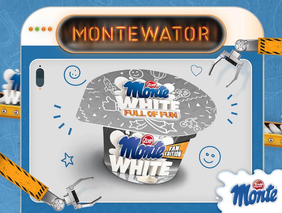 Montewator – nowy konkurs marki Monte