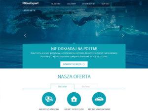 Nowy wizerunek online Idea Expert