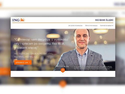 ING zachęca do rozsądnego pożyczania