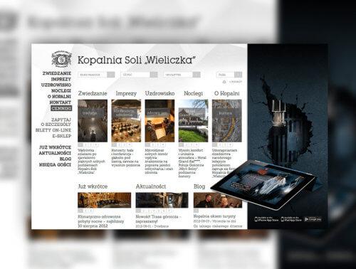 Nowe oblicze www.kopalnia.pl