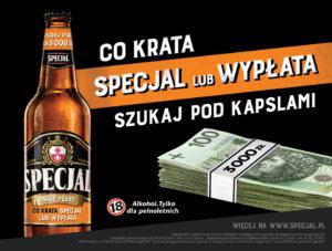 Nowa kampania piwa Specjal