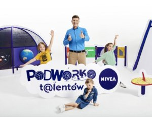 Podwórka Talentów NIVEA