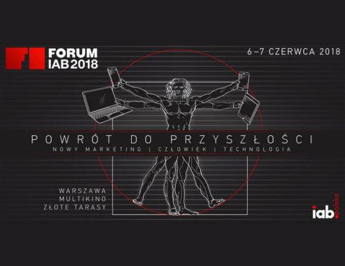 Zapraszamy na Forum IAB 2018!