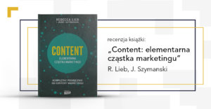 recenzja książki content marketing