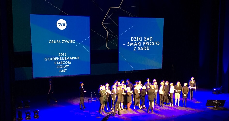 Dziki Sad – srebro w Effie Awards 2018