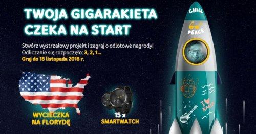 Kosmiczny konkurs UPC