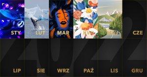 ZłotyKalendarz 2022: maj