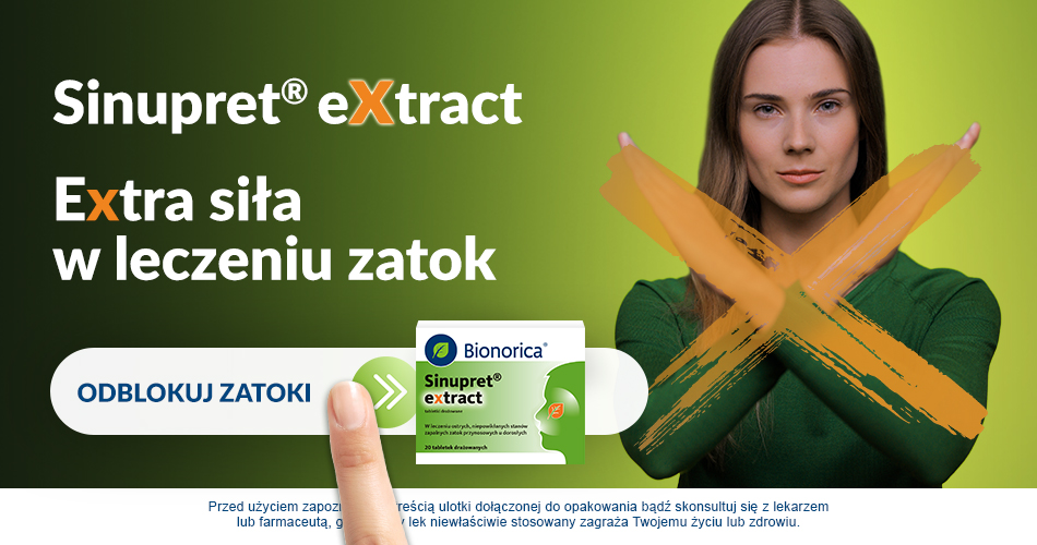 Bionorica – Sinupret eXtract