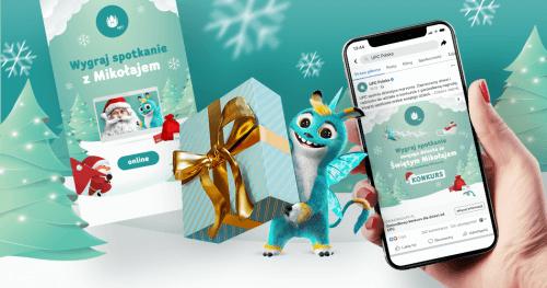 Spotkanie online z Mikołajem
