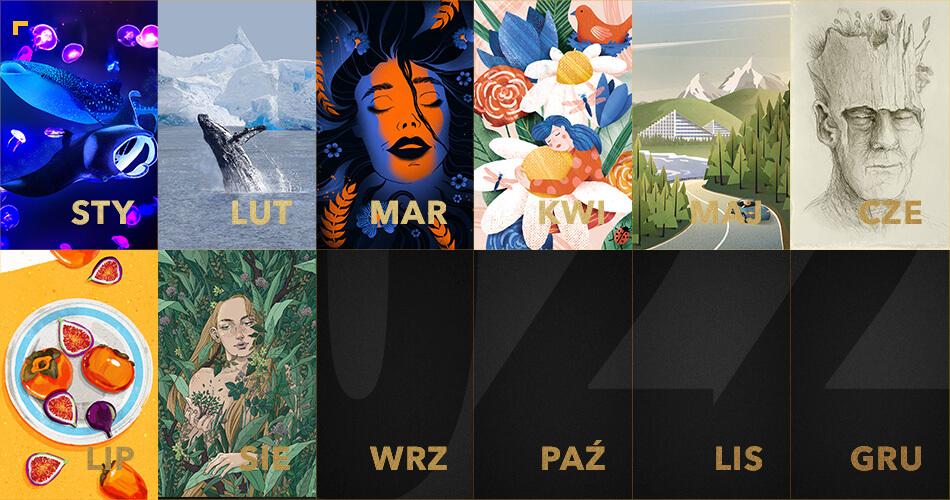 Złoty Kalendarz 2022: sierpień