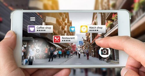 Augmented reality w rzeczywistości marketingowej… i nie tylko