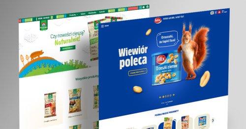 GoldenSubmarine obsługuje w internecie marki Felix i Przysnacki