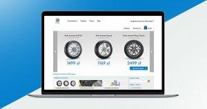Sklep internetowy Volkswagen