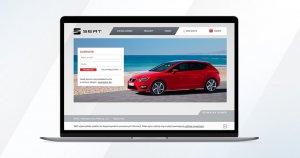 E-sklep dla dealerów marki SEAT