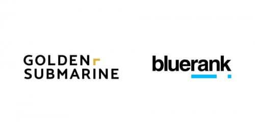 GoldenSubmarine i Bluerank: współpraca agencji