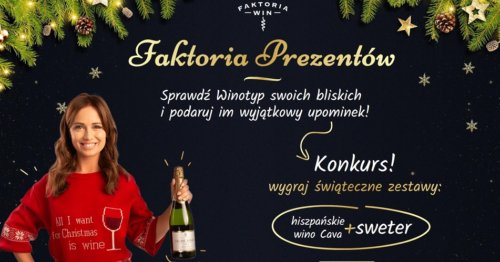 Świąteczna kampania Faktoria Prezentów