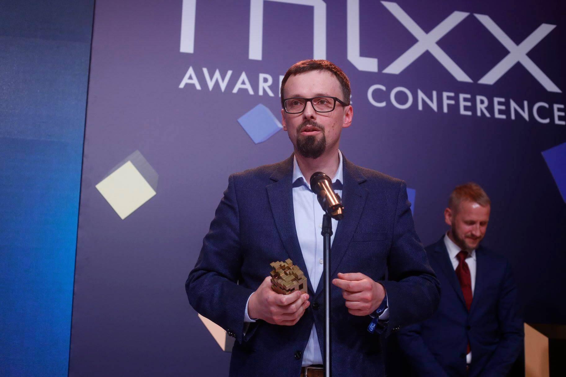 Grzegorz Krzemień Mixx Awards