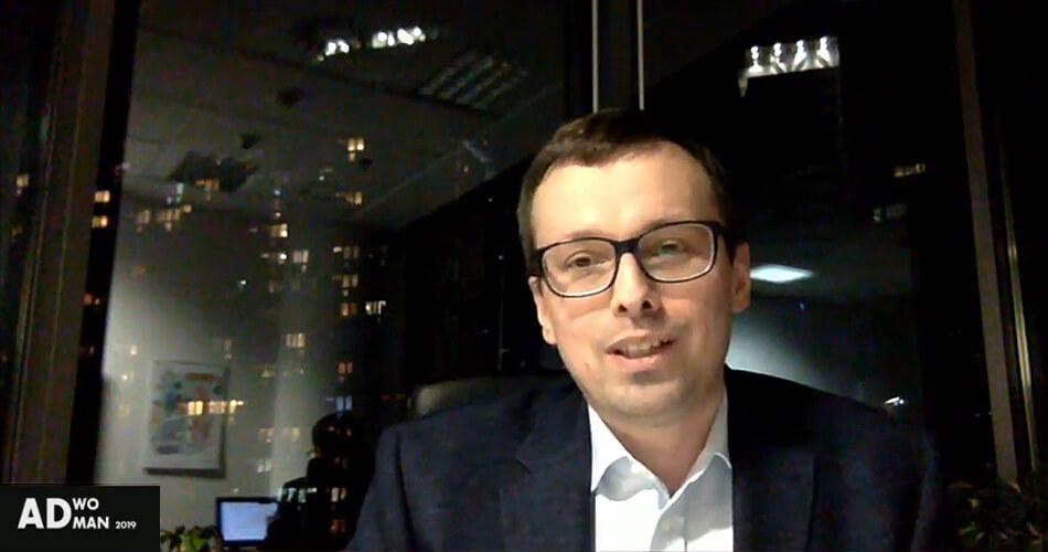 Grzegorz Krzemień wyróżniony w konkursie Ad wo/MAN