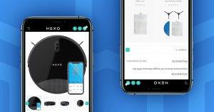 Hexo – ecommerce