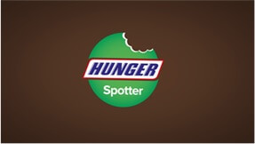 hunger snickers